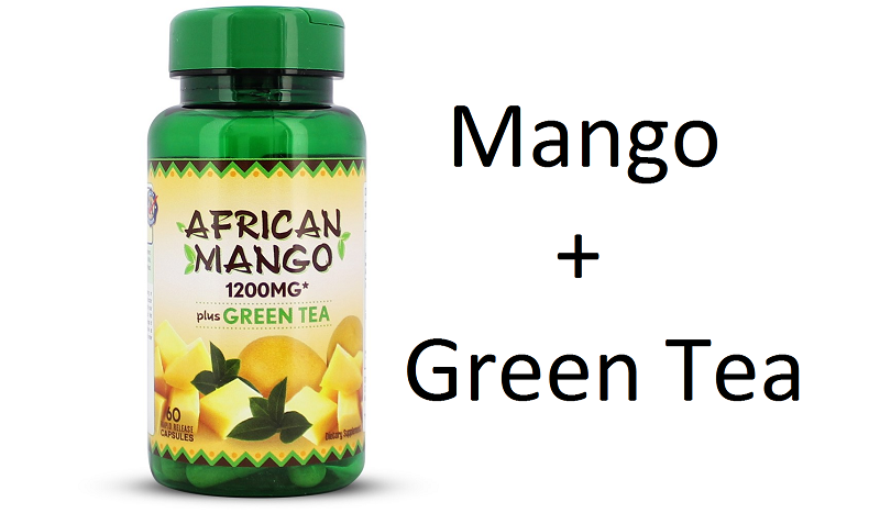 Mango en Green Tea